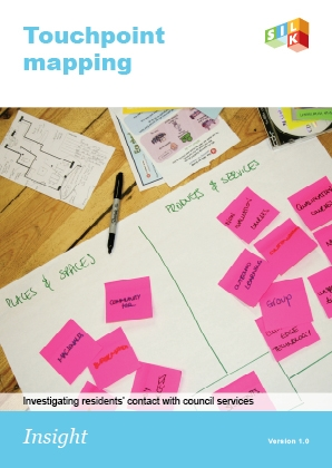 Touchpoint mapping