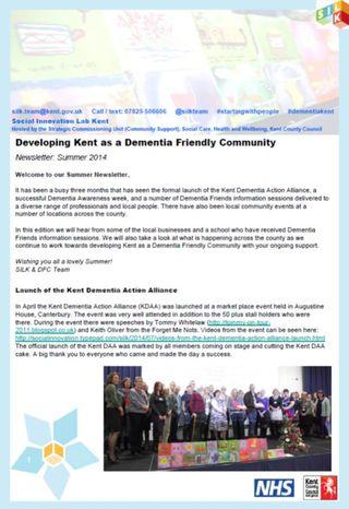 DFC newsletter